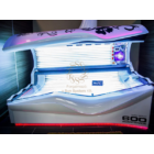 Ergoline Avantgarde 600 TurboPower w/ Air Condition (új plexivel, egyedi dekorral)