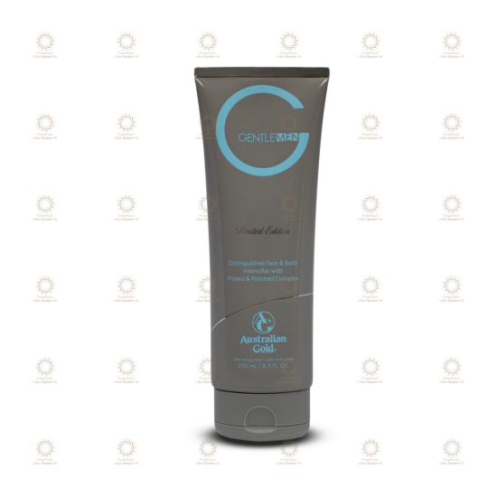 G Gentlemen Limited Edition Distinguished Face and Body Intensifier 250 ml