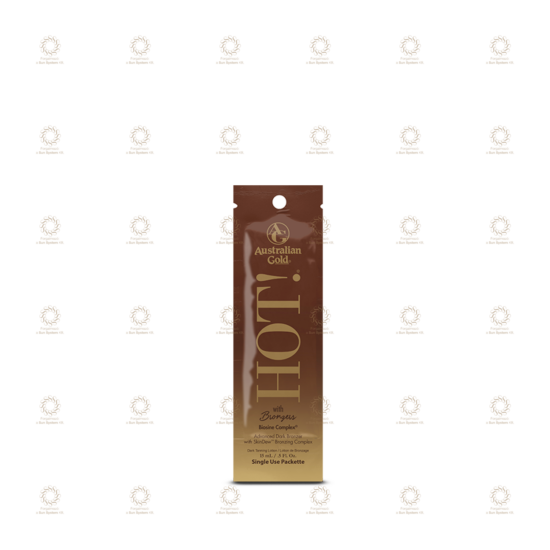 HOT! with Bronzers 15 ml