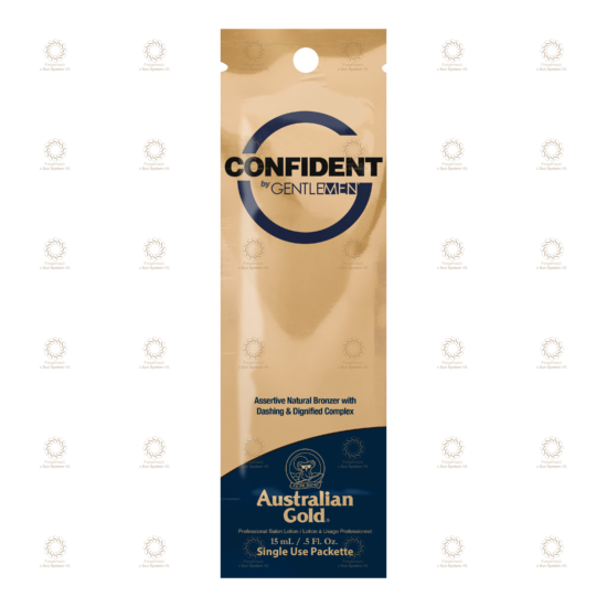 Confident by G Gentlemen 15 ml