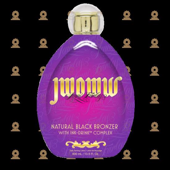 JWOWW Natural Black Bronzer 400 ml