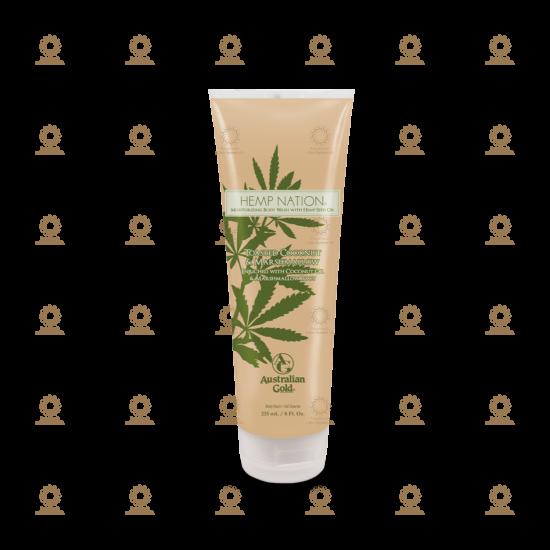 Hemp Nation Toasted Coconut & Marshmallow Body Wash 235 ml