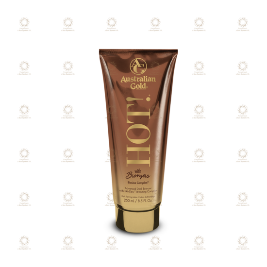 HOT! with Bronzers 250 ml