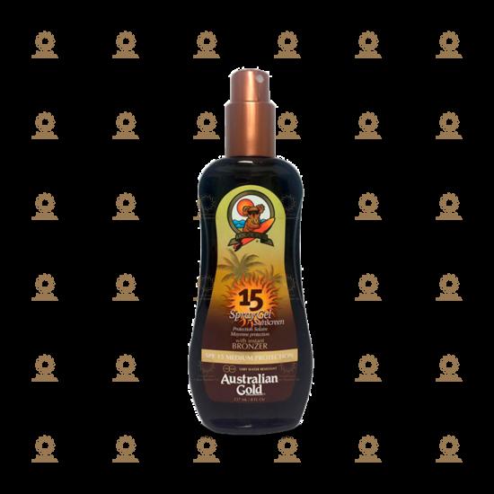 SPF 15 Spray Gel with Bronzer 237 ml