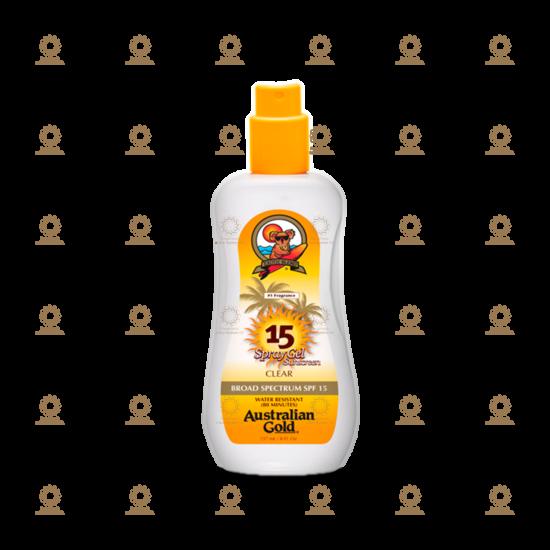 SPF 15 Spray Gel 237 ml