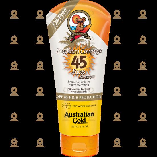 SPF 45 Premium Coverage Sheer Faces 88 ml