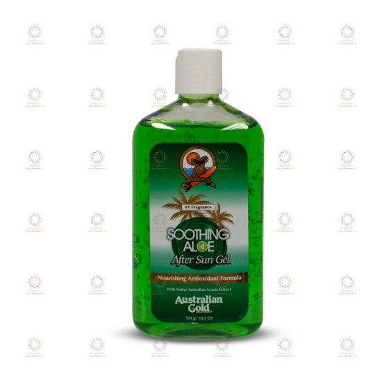 Soothing Aloe After Sun Gel 524 ml