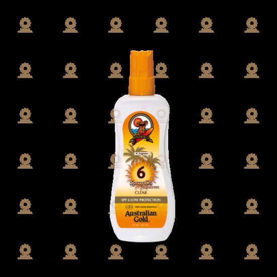 SPF 6 Spray Gel 237 ml