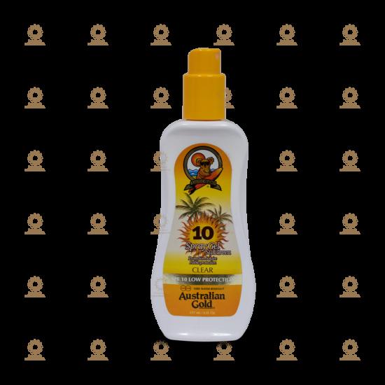 SPF 10 Spray Gel 237 ml