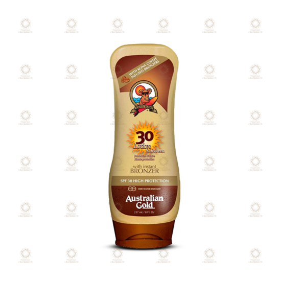SPF 30 Lotion Sunscreen with Bronzer 237 ml