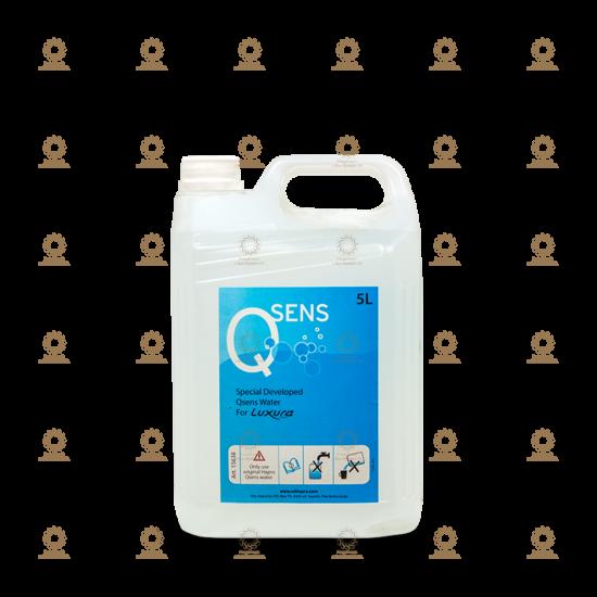QSens vízpermet 5 l (Luxura gépekhez ajánlva)