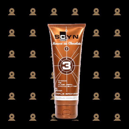 SCYN 3 Triple Bronzer Choco 125 ml