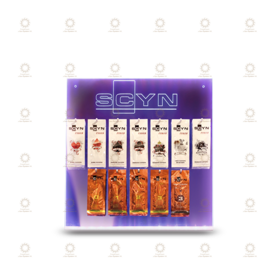 SCYN display